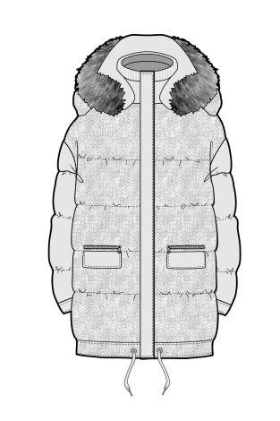 A/W 15/16 Design Direction: Womenswear outerwear