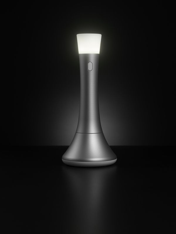 Trioh! The World's Most Beautiful Flashlight on Industrial Design Served