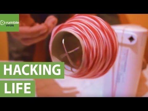 Zseniális: ezért húzott wc papír gurigát a a kézi mixer fejére! Ezt látnod kell! (videó) - Tudasfaja.com