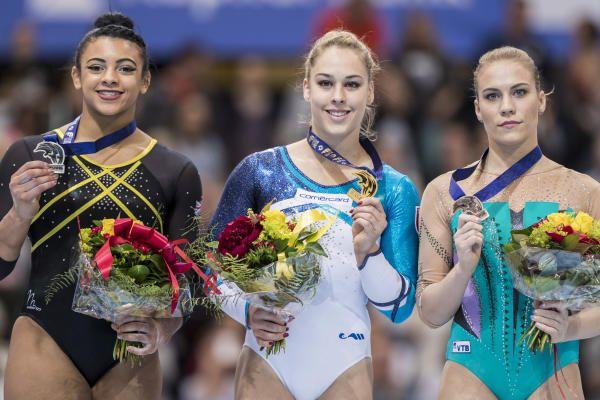 20 Minuten - Doppeltes Gold für Giulia Steingruber - Weitere