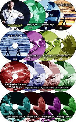 Mixed #martial arts mma training dvds judo karate kick #boxing #systema krav maga,  View more on the LINK: http://www.zeppy.io/product/gb/2/222031368024/