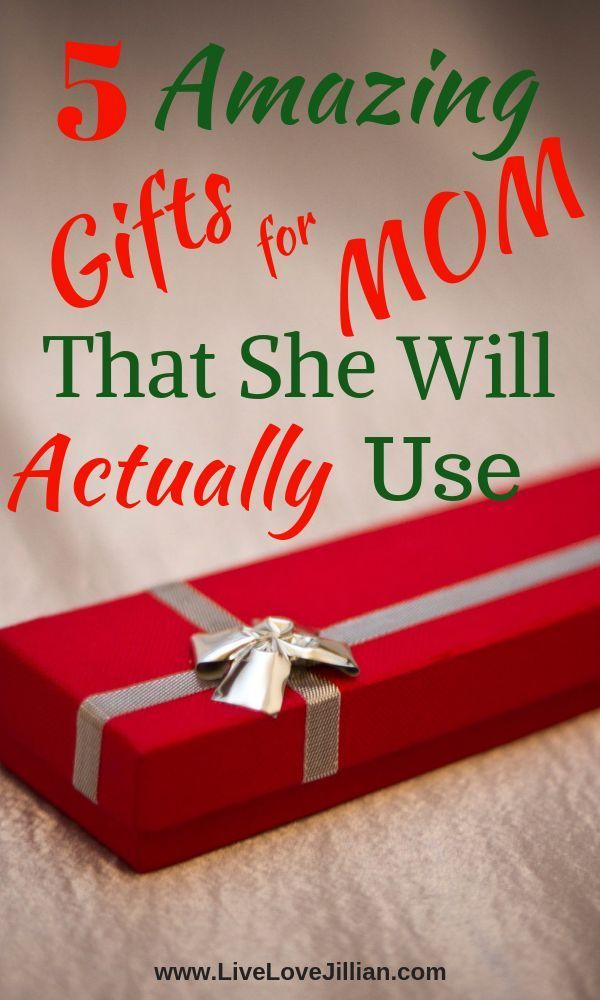 5 Meaningful Unique Christmas Gift Ideas To For Your Busy Mom These Thoughtful Products Will Change Her Life