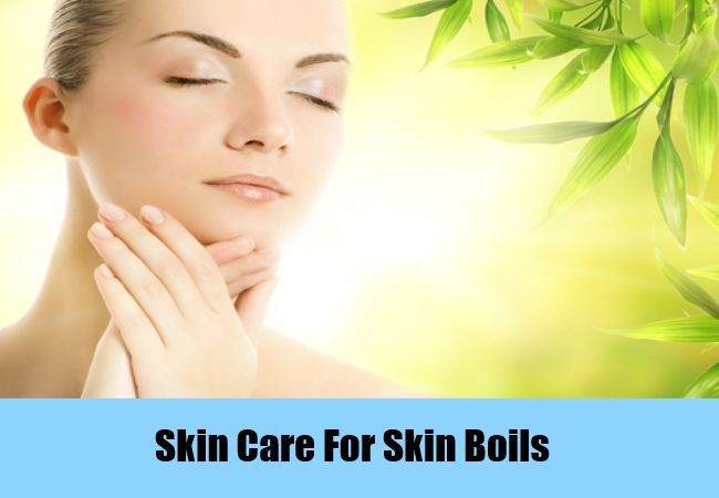 Skin Boil Causes