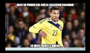 Nuestro goleador Colombia vs Brasil copa america 2015