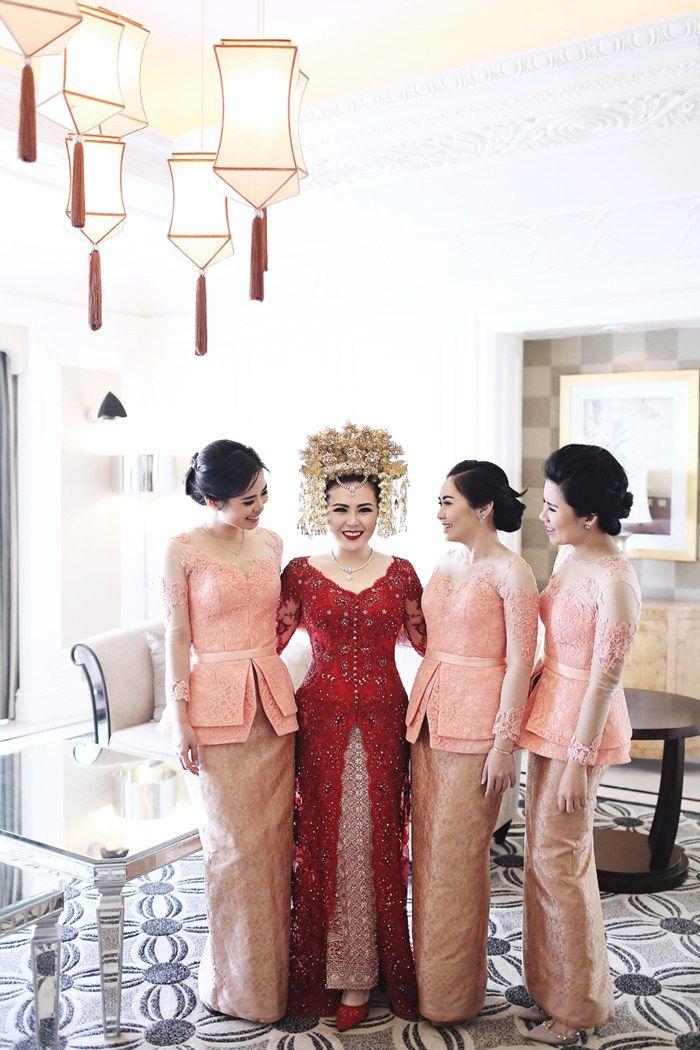 Pernikahan Adat Minang Nori dan Raditya di Jakarta
