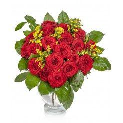 Trandafiri cu livrare in Bucuresti de Sfantul Valentin