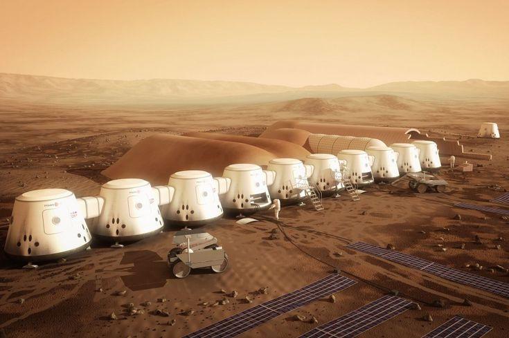 Aller simple sur Mars: les volontaires mourront après 68 jours. Le projet Mars One a pour but d'envoyer en 2024 une première équipe de quatre volontaires pour coloniser la planète sans retour possible, après un voyage de sept mois...