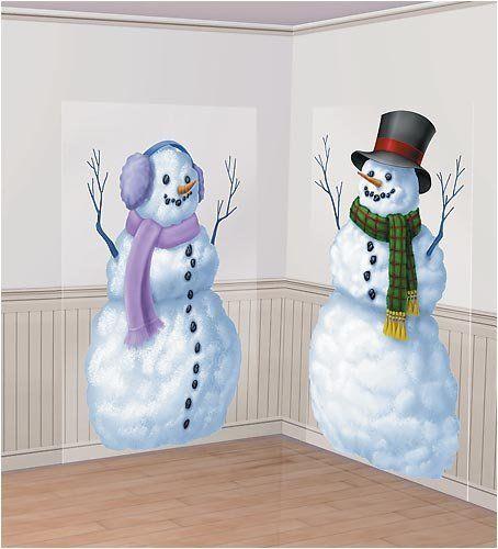 Christmas Wonderland Scene Setter Add On Carolers Fun: 25+ Unique Christmas Scene Setters Ideas On Pinterest