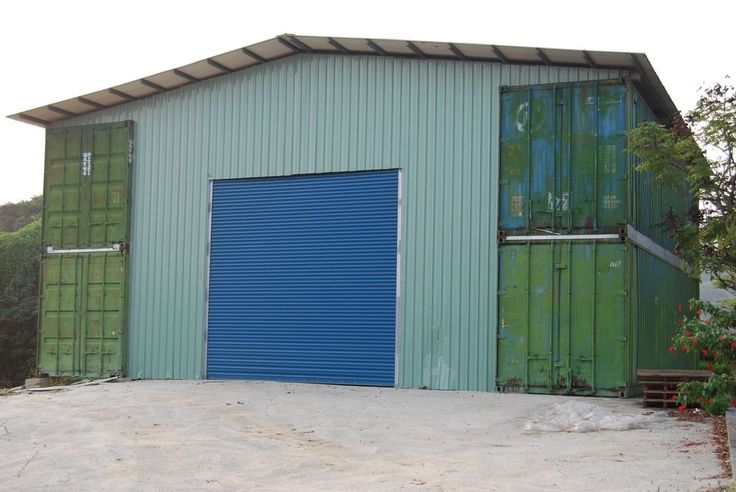 Project: Shipping Container Garage| Builds and Project Cars | forum |