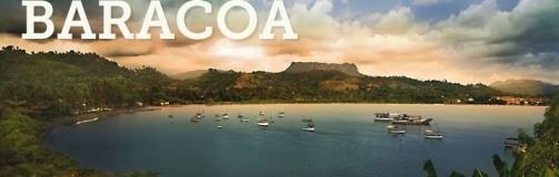Baracoa es de origen araucano y significa existencia del mar hoy la llaman ciudad primada de Cuba ciudad paisaje ciudad de las aguas y ciudad de las montañas; está envuelta en macizos montañosos adornados por una rigurosa vegetación de bosques vírgenes pletóricos de flora y fauna endémica con ríos cristalinos y playas rodeadas de uvas caletas almendros y cocoteros lo que la hace poseer un sello distintivo si la comparamos con el resto del país. Es la ciudad más antigua de Cuba por ser la…