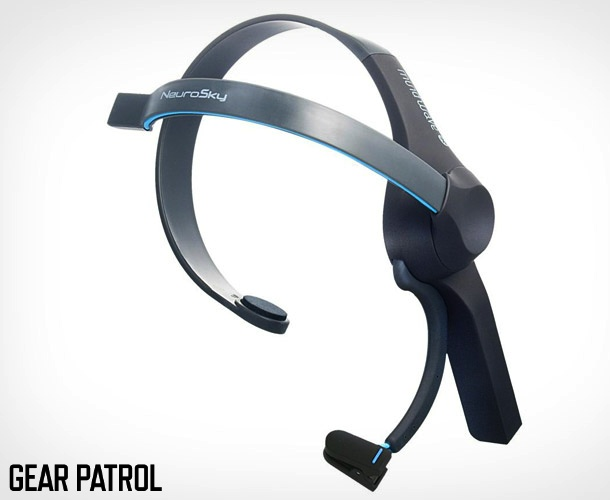 MindWave Mobile headset: a brainwave-scanning headset that actually reads your mind