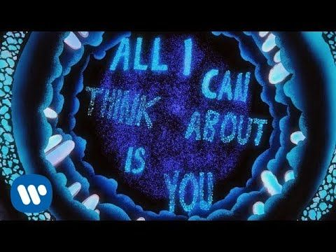 Coldplay - All I Can Think About Is You (Official Lyric Video) - YouTube