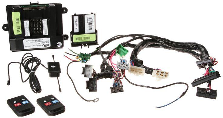 Genuine Kia Accessories UC050-AY130 Remote Start for Kia Spectra