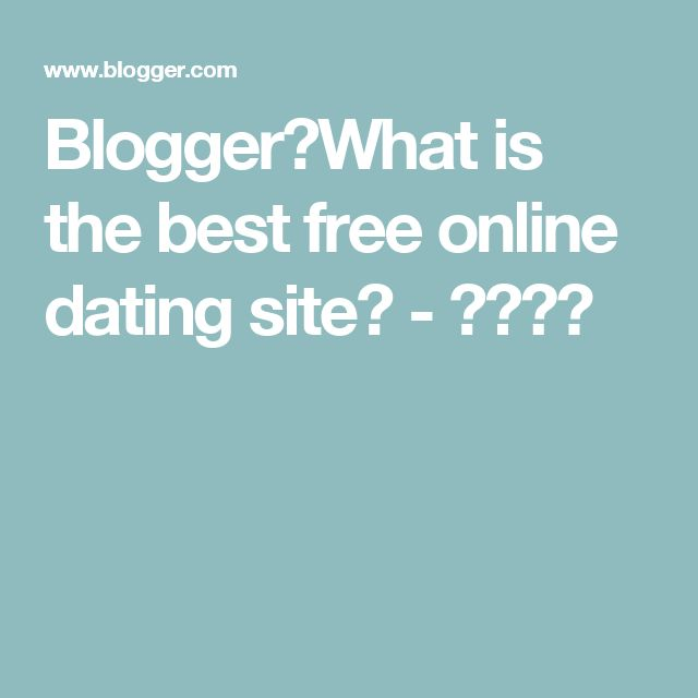 dating sites for widows and widowers