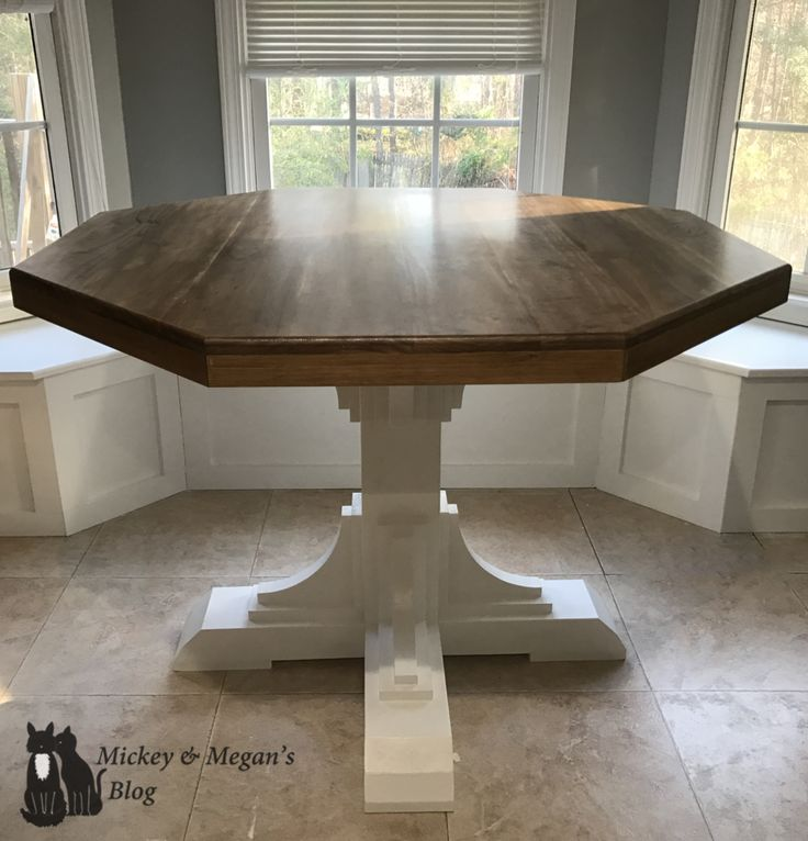 best 20 octagon table ideas on wooden table