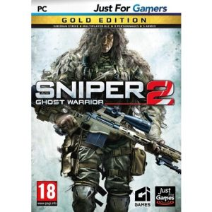 Sniper : Ghost Warrior 2 - Gold  #promotion @Auchan France