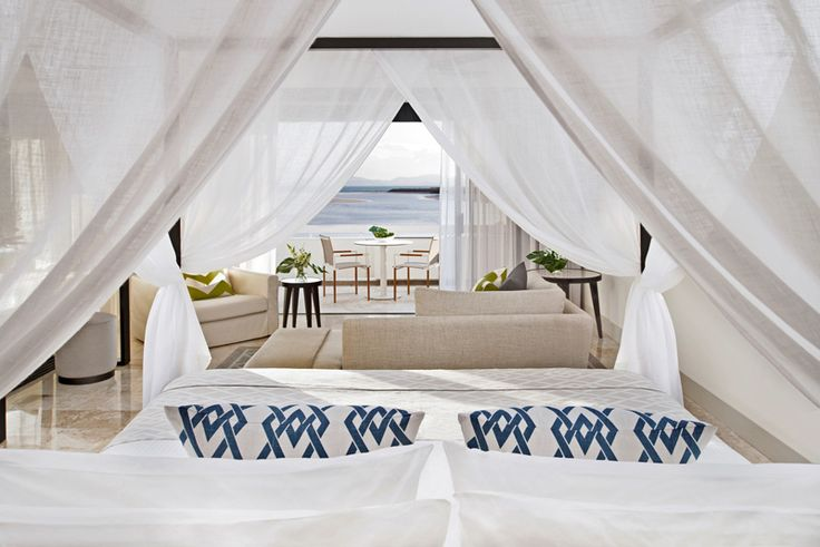 Premium ocean view room at One&Only Resort