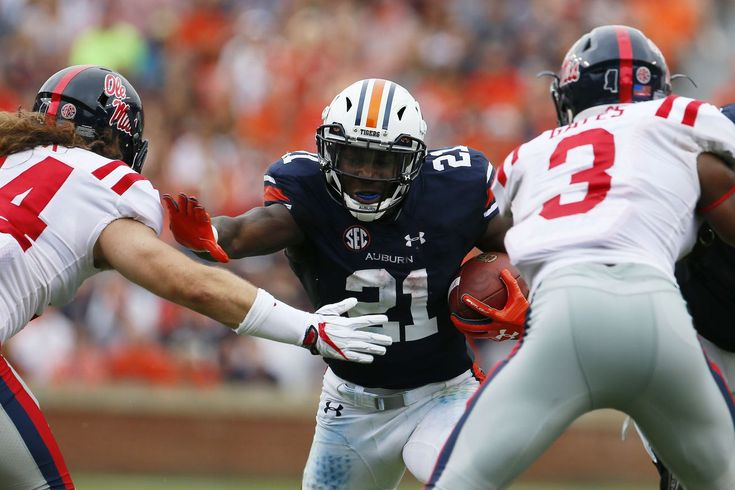 Auburn Cruises Past Ole Miss Wins 44-23