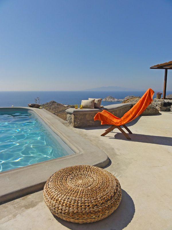 Villa Irida pool