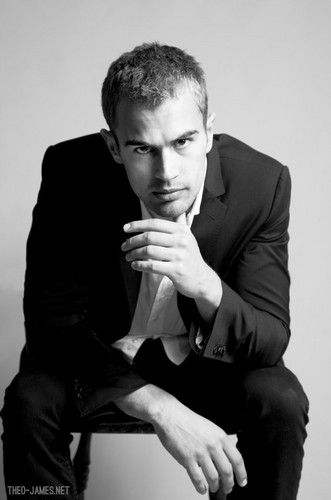 theo james   Theo James Unknown photoshoot #1 (2011)