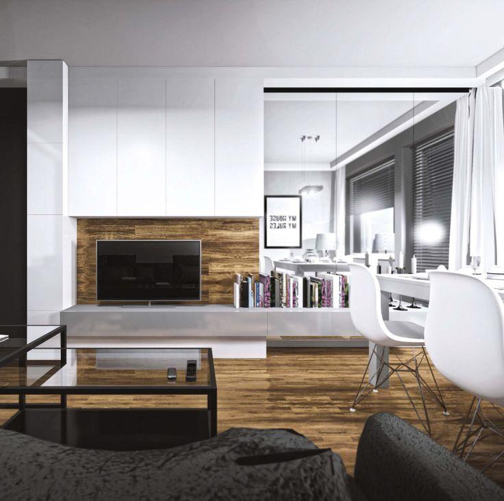 50 m² Flat / Interior