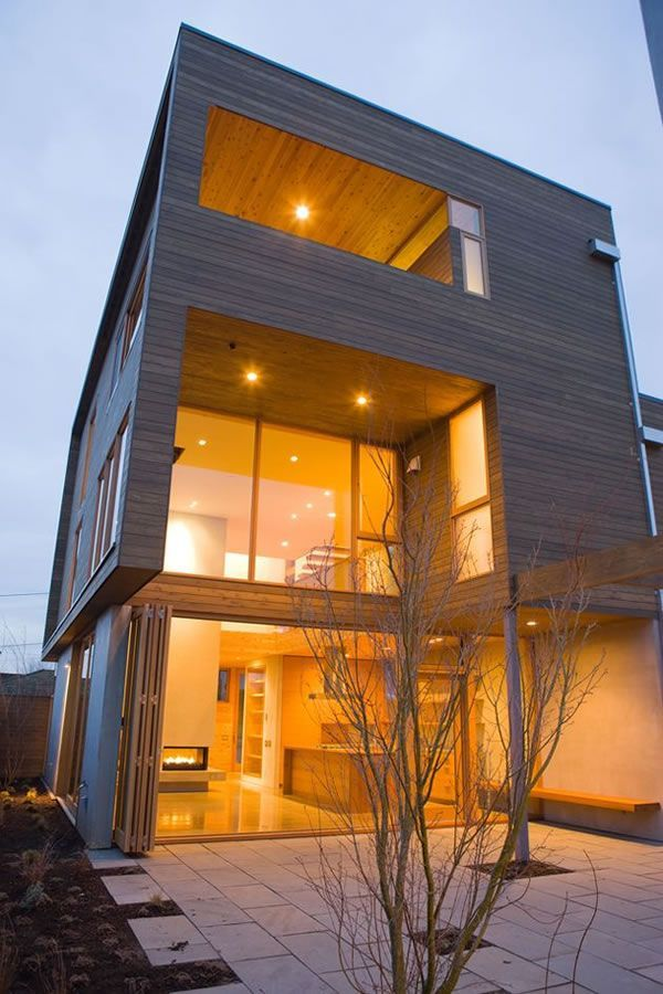 Butler Wood Residence Designed by PATH Architecture