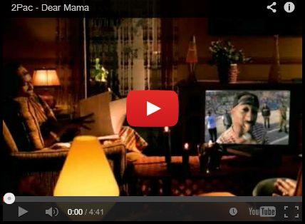 Watch: 2Pac - Dear Mama See lyrics here: http://2-paclyrics.blogspot.com/2009/12/dear-mama-2pac.html #lyricsdome