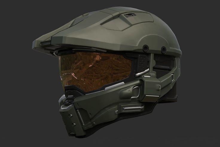 halo reach jorge helmet - Google Search