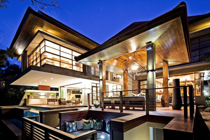 Welsh House in Zimbali, South Africa by Metropole Architects « Awesome Architecture