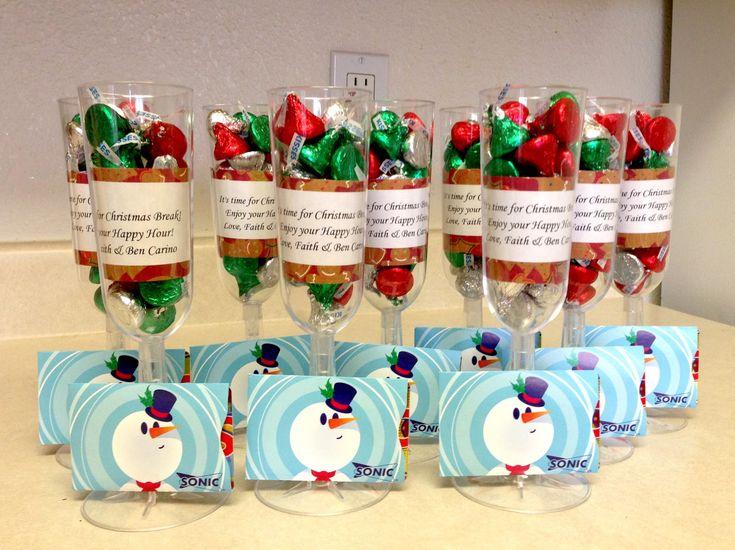 teacher christmas gift ideas from students - Rainforest Islands Ferry