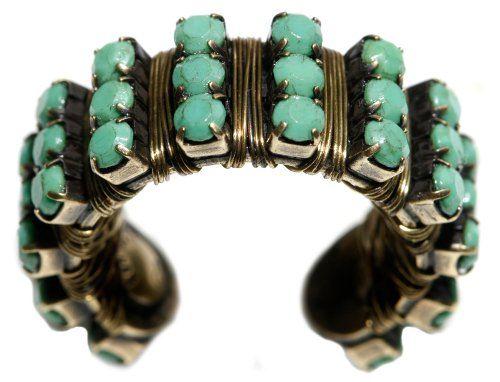 Ring Africanica grün