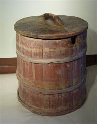 Storage barrel