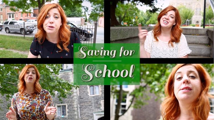 Money Awesomeness: How to Save For School Part 3!  Learn some amazing tips that will have you money during University or College!
