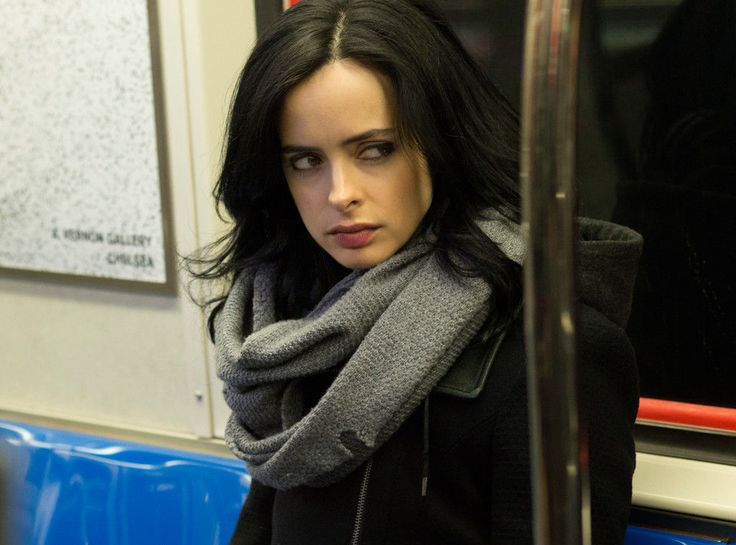 Jessica Jones Is The Badass Heroine We've All Been Waiting For In This New Clip