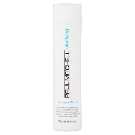 Paul Mitchell Clarifying Shampoo Three, 10.14 Oz, White