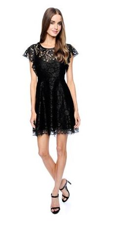 ANNALISA LACE DRESS | Silk&Burlap
