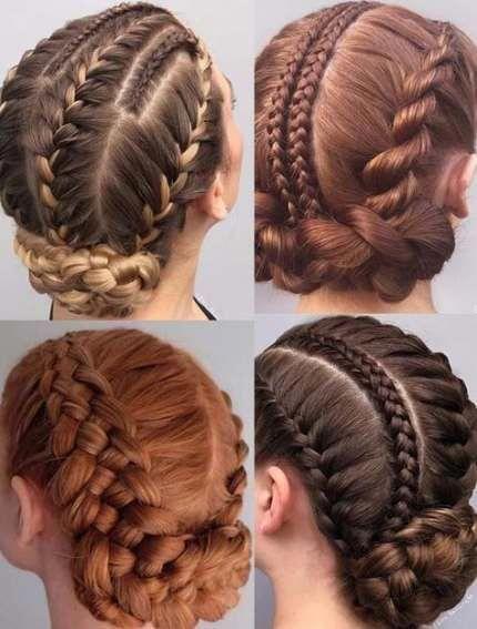 66+ Ideas Braids Bun Hairstyles Tight #hairstyles …