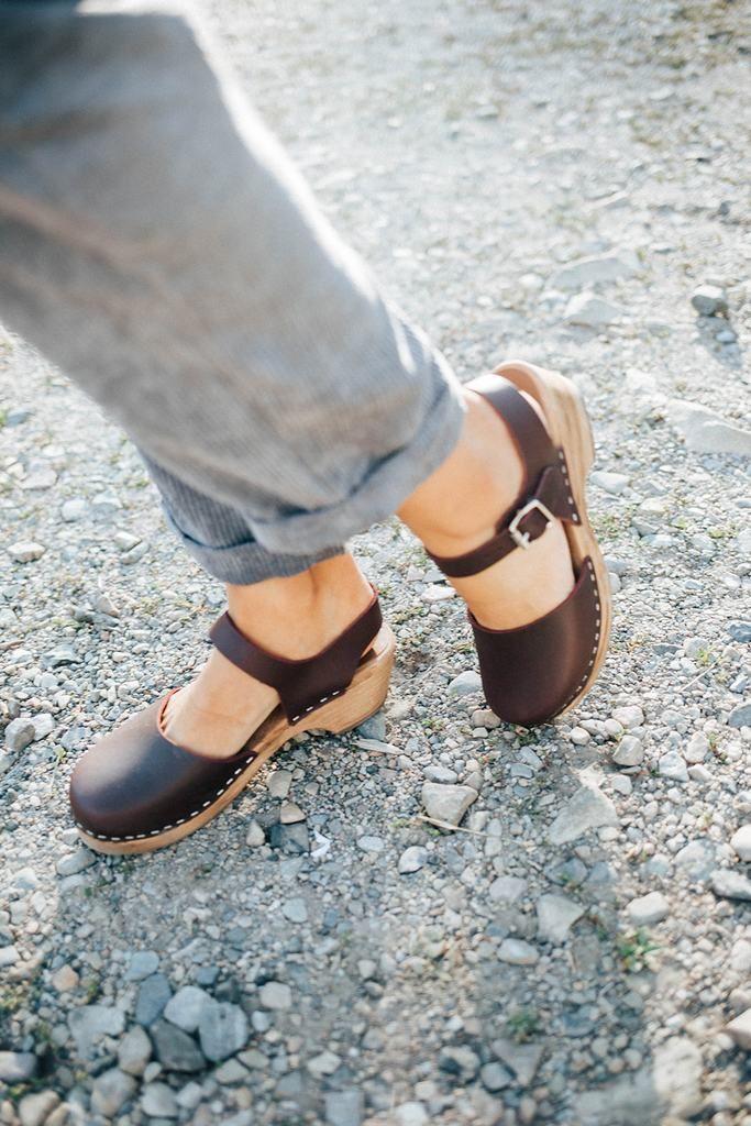 6376e12f07cde MIA Sofia Clog - Wine in 2019 | Outfits | Clogs, Shoes, Swedish clogs