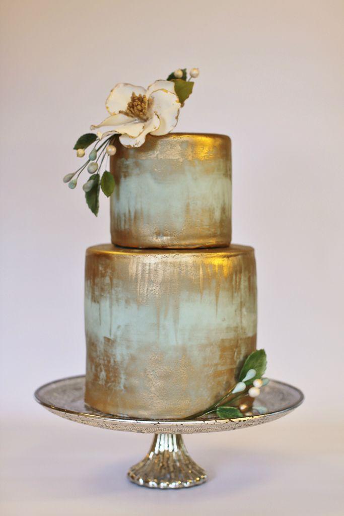Sonja McLean's Sweet Vintage Onlays Cake Tutorial