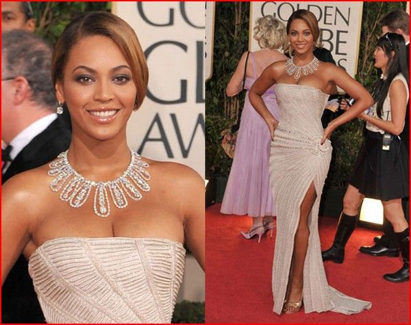 Beyonce Red Carpet Dresses | ... Most Beautiful Woman 2012 Is Beyonce: See Her Red Carpet Dresses