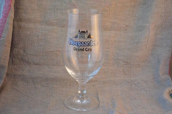 Hoegaarden Grand Cru Glass without Stamp in Leg