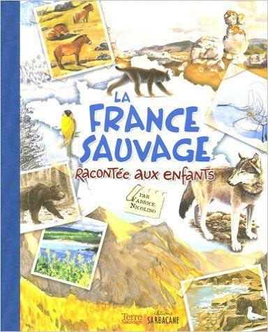 Amazon.fr - La France sauvage racontée aux enfants - Fabrice Nicolino - Livres