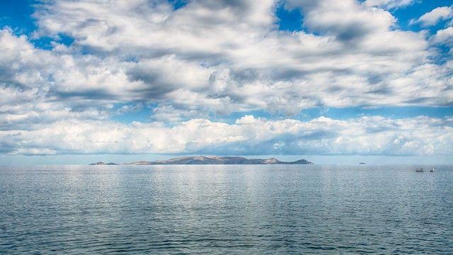 "Dia, the small island across Iraklion, on an autumn ""canvas"" #Crete"