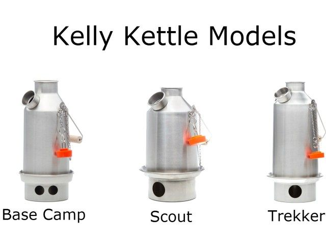 Classic Camp Stoves: Kelly Kettle