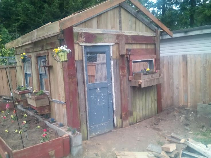 17 best images about diy garden shed rustic designs by - Craigslist modesto ca farm and garden ...