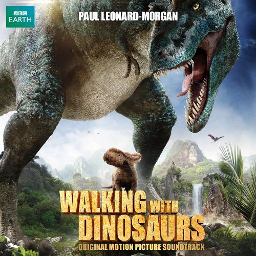 Walking with Dinosaurs [Original Motion Picture Soundtrack] [CD]