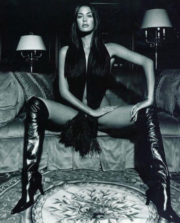 Megan Gale - Aussie model - gorgeous!