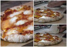 σπιτικη ζύμη πίτσας - σπιτική ιταλική πιτσα