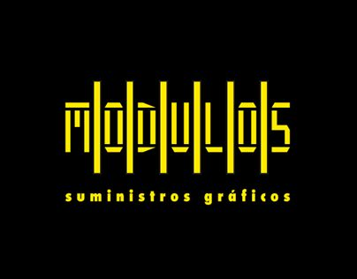 """Check out new work on my @Behance portfolio: """"branding_modulos"""" http://on.be.net/1IfhqLY"""