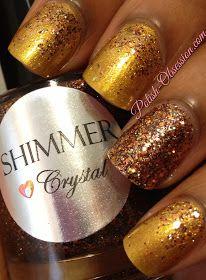 @Shimmer D Polish Crystal